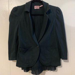 Juicy Couture Cotton Blazer